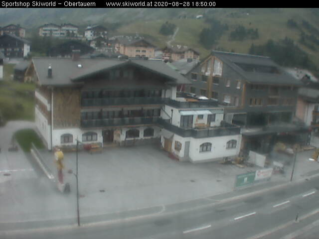 Obertauern Sportshop Skiworld Live webcam