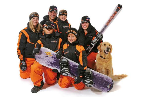 Ski- & Schutzbekleidung im Skiworld-Design - Obertauern & Turracher Höhe