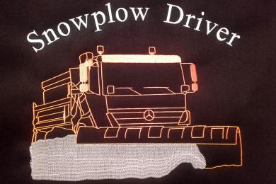 Bekleidungs-Stickerei in Salzburg, Obertauern - Bestickung von T-Shirts, Jacken, Hemden,...