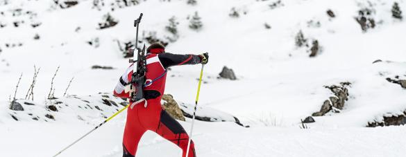 Biathlon & Langlauf - Biathloncamp & Langlaufzentrum in Obertauern