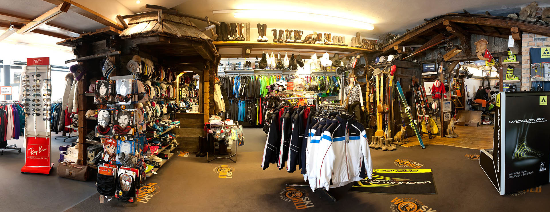 Sportshop Skiworld in Obertauern & Turracher Höhe