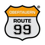 Route 99 Obertauern - Logo