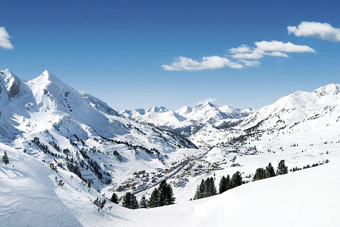 Skigebiet Obertauern - Salzburger Land