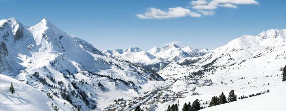 Skigebiet Obertauern, Salzburger Land