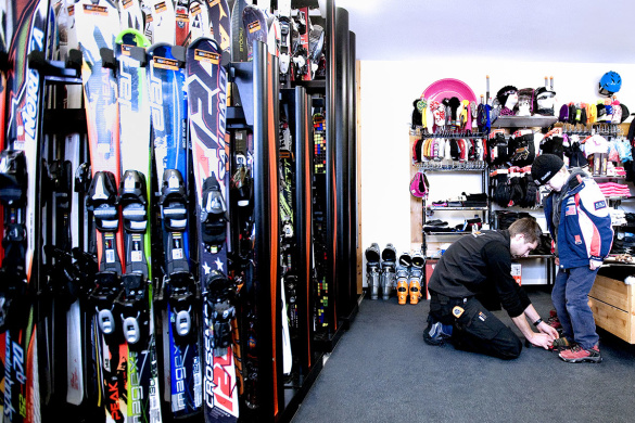 Skiverleih in Obertauern & Turracher Höhe - Sportshop Skiworld