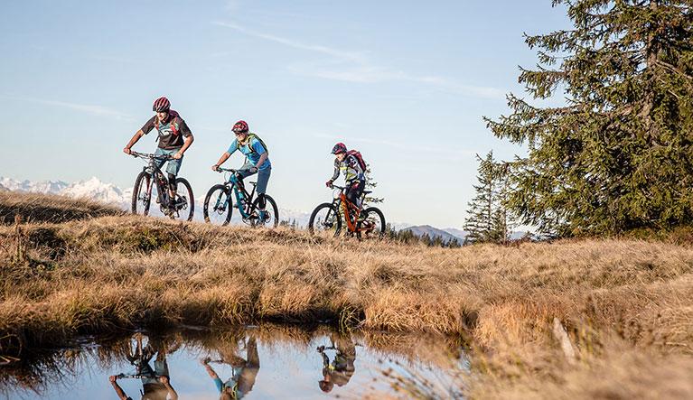 Skiworld im Sommer – Bikeverleih, Snacks & Drinks in Obertauern