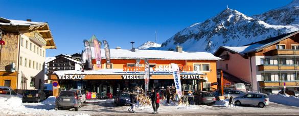 Sportshop Skiworld in Obertauern & Turracher Höhe, Verleih, Service & Verkauf