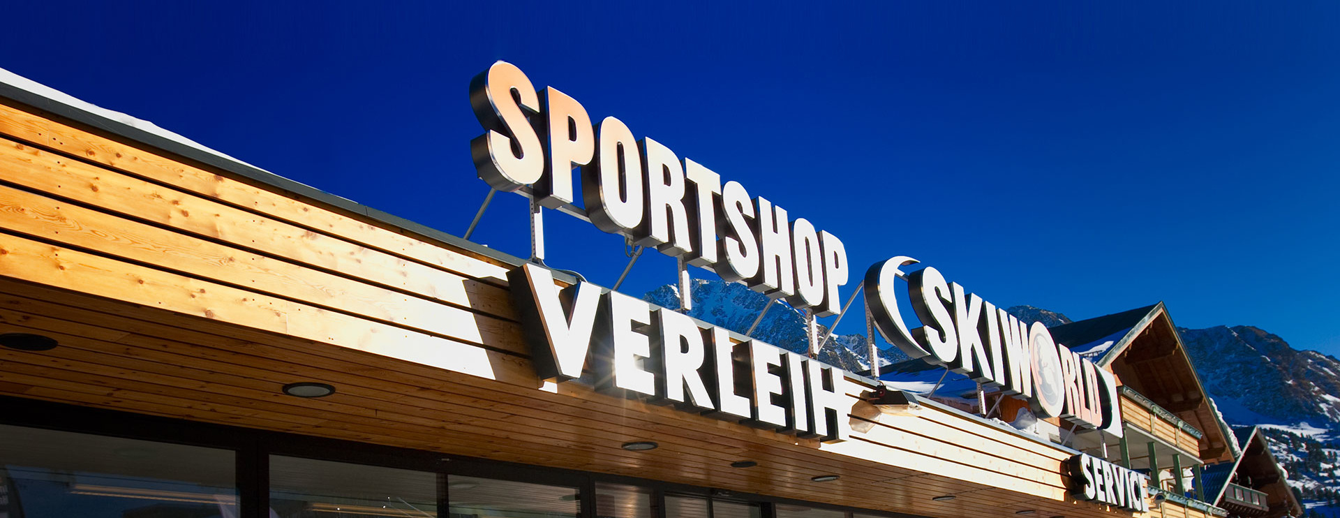 Sportshop Skiworld - Obertauern & Turracher Höhe