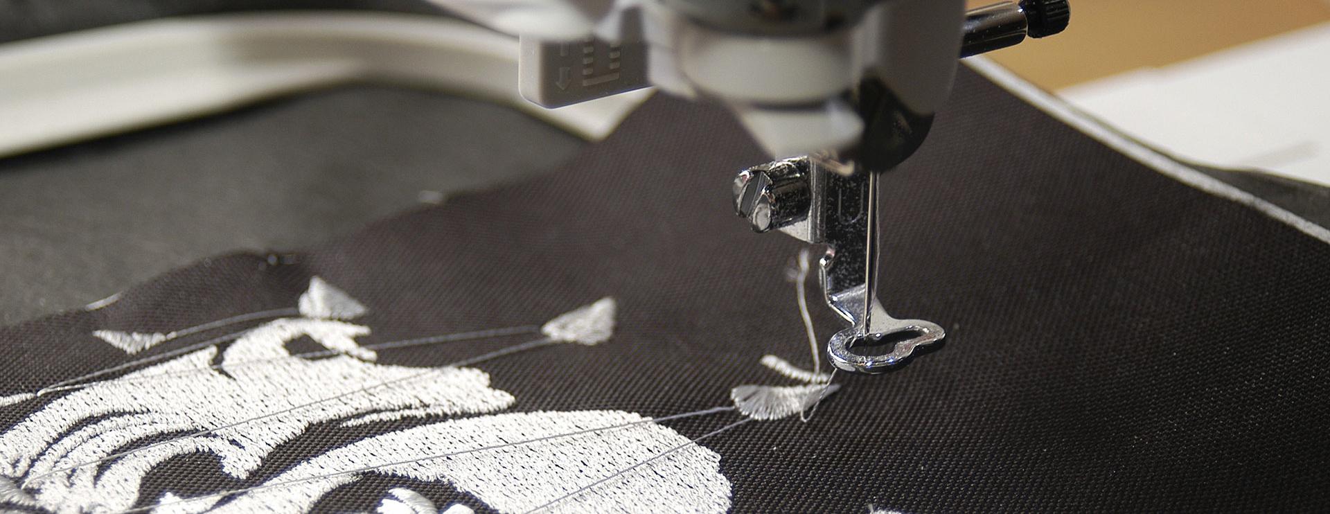 Stickerei in Salzburg, Obertauern - Bestickung von T-Shirts, Jacken, Hemden,...