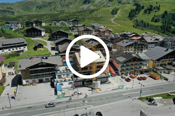 Video - Skiworld in Obertauern